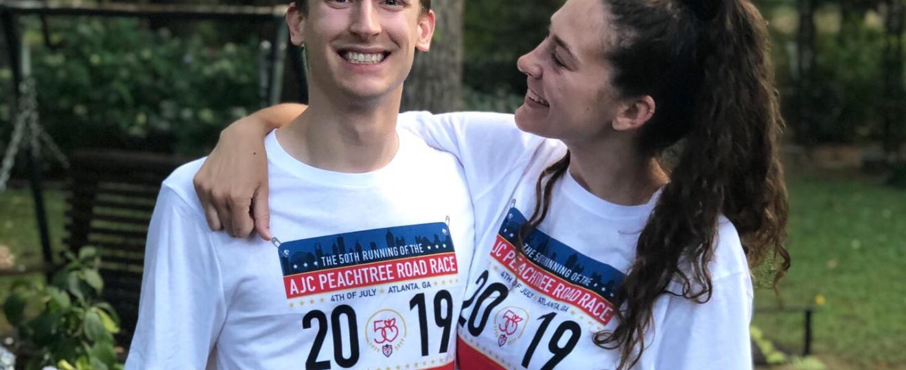 Peachtree Road Race 2019 – Savannah Cunningham